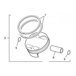 5- CIRCLIPS 16 mm ENDURO